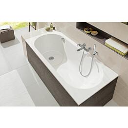 Kylpyamme Villeroy & Boch Libra 1600x700 mm valkoinen