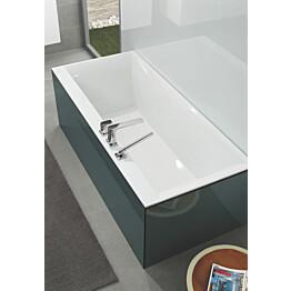 Kylpyamme Villeroy & Boch Squaro Edge 12 1600x750 mm valkoinen