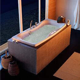 Poreamme Westerbergs Ocean 160SQ Comfort 2.0 akryyli valkoinen