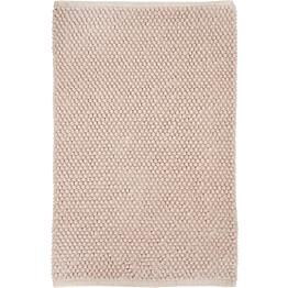 Kylpyhuoneen matto Tropiikki 50x80cm roosa