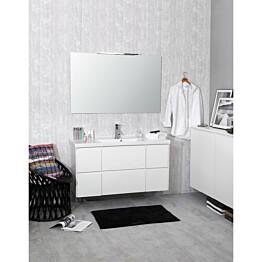 Kylpyhuonekaluste Noro Lifestyle Concept 1200 pesuallas + laatikostot korkea