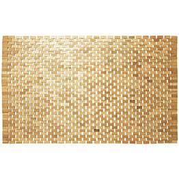 Kylpyhuonematto Sealskin Woodblock 51x90cm