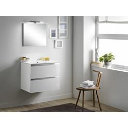 Kylpyhuoneryhmä Mimo Furniture Victoria 60 Blum-softclose lakattu valkoinen