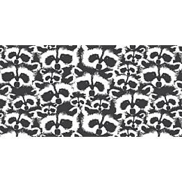 Kylpypyyhe Finlayson Pesue 90x180 cm musta/valkoinen