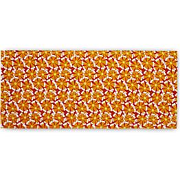 Kylpypyyhe Finlayson Senni 70x150 cm oranssi