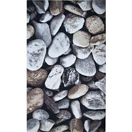 Kynnysmatto Hestia Stones 45x75cm harmaa