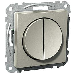 Kytkin 5/10A/IP21 UKJ pyöreä metalli Exxact