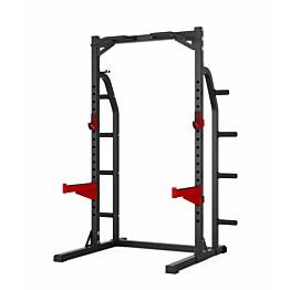 Kyykkyteline Master Fitness XT8 Half Rack max. 270 kg
