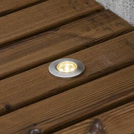 Laajennussarja Konstsmide Mini LED 7464-000 terassivalaisimeen 3-osainen