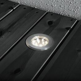 Laajennussarja Konstsmide Mini LED 7465-000 terassivalaisimeen 3-osainen