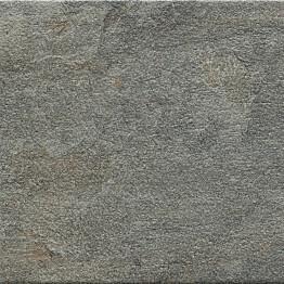 Laatta Avant Basalt 15x15 tumma harmaa
