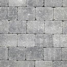 Pihakivi Benders Labyrint Antik Kokokivi 210x140x50 mm harmaa sekoitus