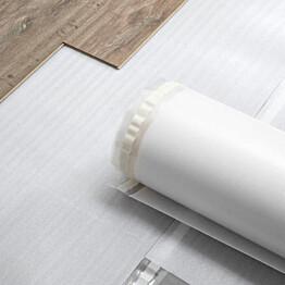 Laminaatin alusmateriaali Kronotex Basic Plus 2 mm 25 m² asekeläänieriste