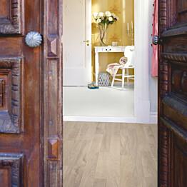 Laminaatti Pergo Original Excellence Classic Lauta, linnen tammi, 2-sauva