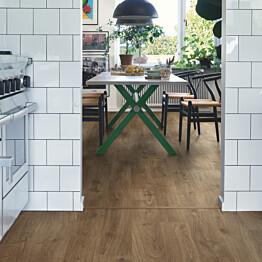 Laminaatti Pergo Original Excellence Elegant Plank, brown valley tammi, lauta