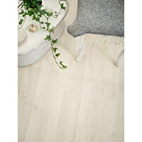 Laminaatti Tarkett SoundLogic 832 Cotton Oak vaalea tammi 3-sauva