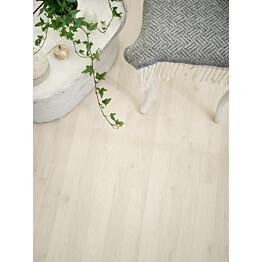 Laminaatti Tarkett SoundLogic 832 Cotton Oak vaalea tammi 3-sauva