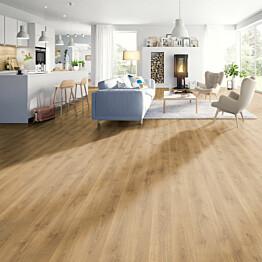 Laminaatti Egger Flooring Home Aqua+ Brook Tammi Hunaja 1,995 m²/pkt