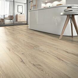 Laminaatti Egger Flooring Home Aqua+ Chester Tammi Beige 1,995 m²/pkt