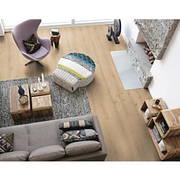 Laminaatti Original Excellence Wide Long Plank 4V Sensation Seaside Oak beige lauta 2.952 m²/pak