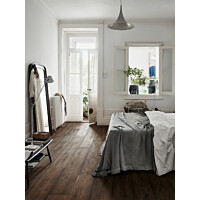 Laminaatti Pergo Living Expression Lillehammer 4V Mature Brown Oak 2.048 m²/pkt