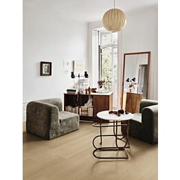 Laminaatti Pergo Living Expression Lillehammer 4V Select Beige Oak 2.048 m²/pkt
