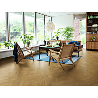 Laminaatti Pergo Living Expression Vasa 2V Natural Chevron Oak 1,901 m²/pkt
