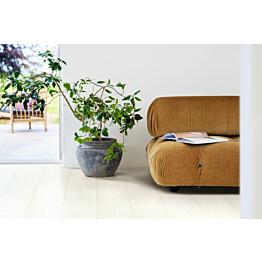 Laminaatti Pergo Original Excellence Lillehammer Pro 4V White Painted Oak 2.048 m²/pkt