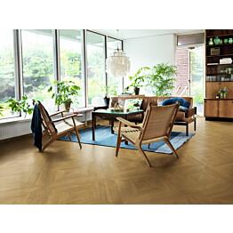Laminaatti Pergo Original Excellence Vasa Pro 2V Natural Chevron Oak 1.901 m²/pkt