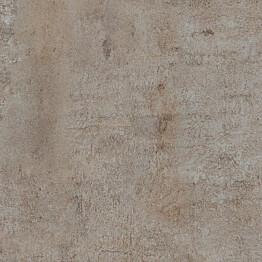 Laminaattibaaritaso Easy Kitchen H437, 4100x900x30, taivereuna R3, ruskea betoni