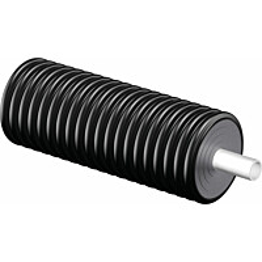 Lämminvesiputki Uponor Ecoflex Thermo Single, 125x11.4/250mm