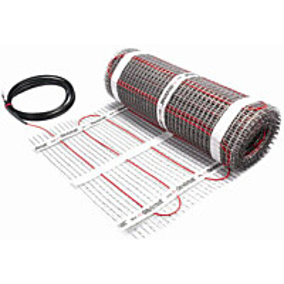 Lämpökaapelimatto DTIF-100 100W 230V 0,5x2m 1m2