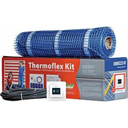 Lämpömattopaketti Ebeco Thermoflex Kit 400, 4,4m2, 530W