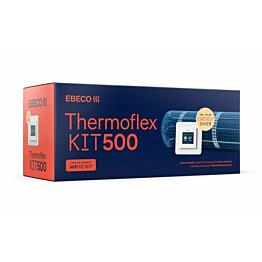 Lämpömattopaketti Ebeco Thermoflex Kit 500, 1.25m2, 150W