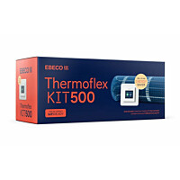 Lämpömattopaketti Ebeco Thermoflex Kit 500, 2.1m2, 250W
