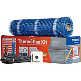 Lämpömattopaketti THERMOFLEX KIT 200 400W 3,4m2