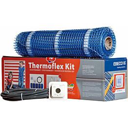 Lämpömattopaketti THERMOFLEX KIT 200 640W 5,4m2