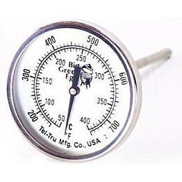 Lämpömittari Tel-Tru® XXL  Ø 8cm 400°C