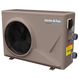 Lämpöpumppu uima-altaalle Swim & Fun 8,5 kW