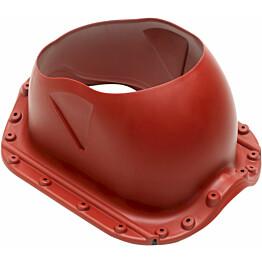 Läpivientisarja Meltex MX-läpivientisarja 2.0, muotopeltikatolle, ruskea