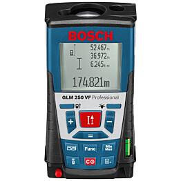 Laseretäisyysmittalaite Bosch Pro GLM 250 VF