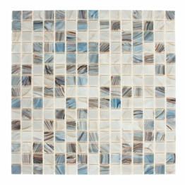 Lasimosaiikki Gils Alaska 32,7 x 32,7 seinä-/lattialaatta