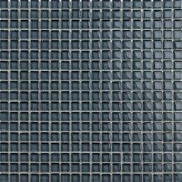 Lasimosaiikki Qualitystone Crystal Gray verkolla 15 x 15 mm