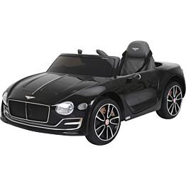 Lasten sähköauto Nordic Play Bentley EXP12, musta