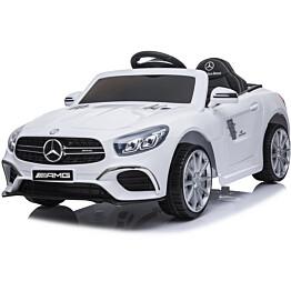 Lasten sähköauto Nordic Play, Mercedes-Benz AMG SL63, 12V, kumipyörillä