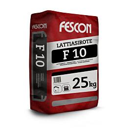 Lattiakovete Fescon Fescotop F10 3 mm 25 kg