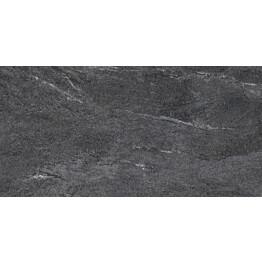 Lattialaatta LPC Alpstone Anthracite 30x60 cm matta