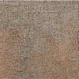 Lattialaatta LPC Mineral Ruoste 14,7x14,7 cm tasapintainen matta ruskea