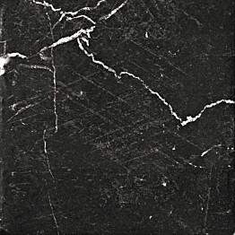 Lattialaatta LPC Temple Musta 20x20 cm matta