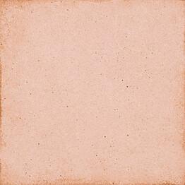 Lattialaatta Pukkila Art Nouveau Coral Pink himmeä sileä 200x200 mm